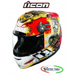 CASCO HELMETS INTEGRALE ICON AIRMADA MONKEY BUSINESS