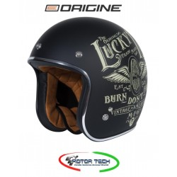 CASCO JET CUSTOM CITY-TURISMO ORIGINE PRIMO FLYING WHEEL