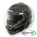 CASCO MODULARE APRIBILE CABERG DUKE SMART BLACK  POLICARBONATO