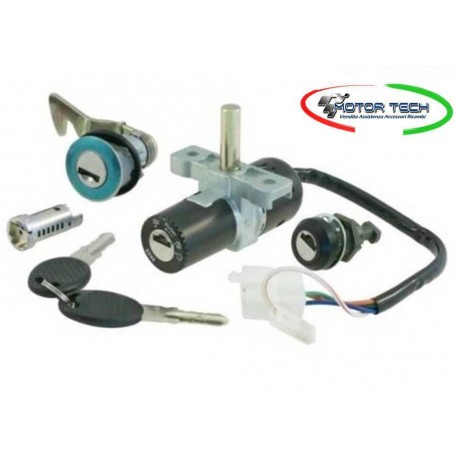 KIT QUADRO AVVIAMENTO KIT SERRATURE RMS APRILIA SCARABEO 50 1993/2003 246050030