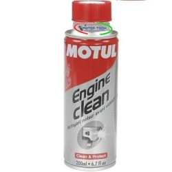 PULITORE PULISCI MOTORE MOTO SCOOTER 4 TEMPI MOTUL ENGINE CLEAN 200ML