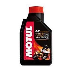 OLIO MOTORE MOTUL 7100 15W50 SINTETICO 100%