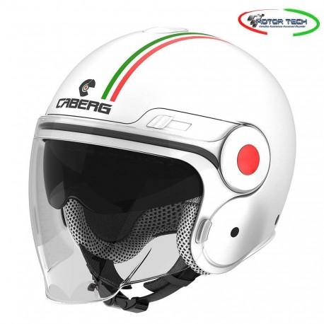 CASCO JET CABERG UPTWON ITALIA  MOTO SCOOTER NEW 2016