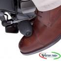 SALVA SCARPE DA CAMBIO PER MOTO NEW FOOT-ON TUCANO URBANO COLORE NERO COD.312-1