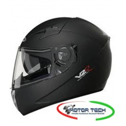 CASCO INTEGRALE CABERG V2R  COLORE MATT BLACK