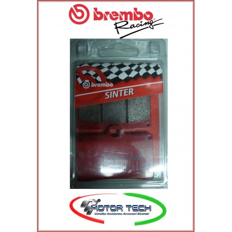 PASTIGLIE FRENO BREMBO SINTER. DUCATI MONSTER 600/750/900 07BB15SA