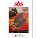 PASTIGLIE FRENO SBS SINT. KAWASAKI Z 750 - SUZUKI V-STROM 650 COD.704 HS