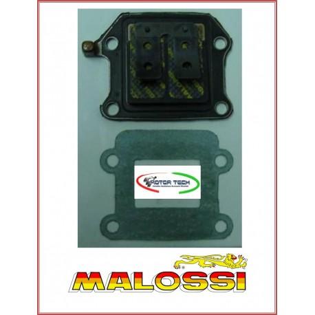 VALVOLA LAMELLARE CARBONIO VL10 MALOSSI SP 0,30 APRILIA YAHAMA MBK COD.277441.C0