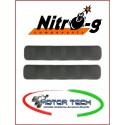 COPPIA SPUGNETTE LEVE FRENO NERO-NERO NOTRO-G FORBIKES COD.09-0031