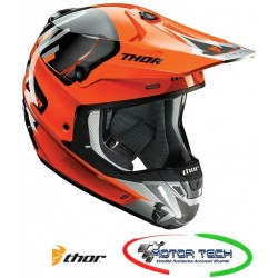 CASCO OFFROAD VERGE S7 VORTECHS THOR FLO ORANGE/GRAY