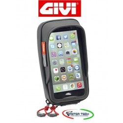 CUSTODIA PORTA CELLULARE SMARTPHONE GIVI PER MOTO IPHONE 7-6 GALAXY COD. S957B