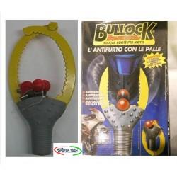 ANTIFURTO BLOCCA RUOTA BULLOCK PER MOTO E SCOOTER MOD.S