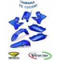 KIT CARENE CROSS BLUE YAMAHA YZ 125/250 ANNO 05-14 CYCRA 1403-1640