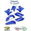 KIT CARENE CROSS BLUE YAMAHA YZ 125/250 ANNO 2015-2016 CYCRA 1403-1633